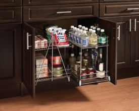 kitchen pantry organizer