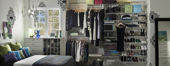 custom closet by Closet-Concepts