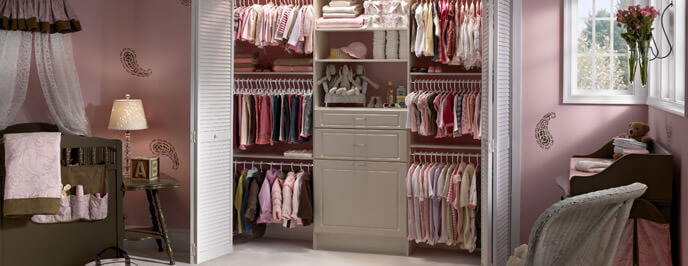 Custom closet by closet concepts